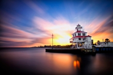long expo lighthouse