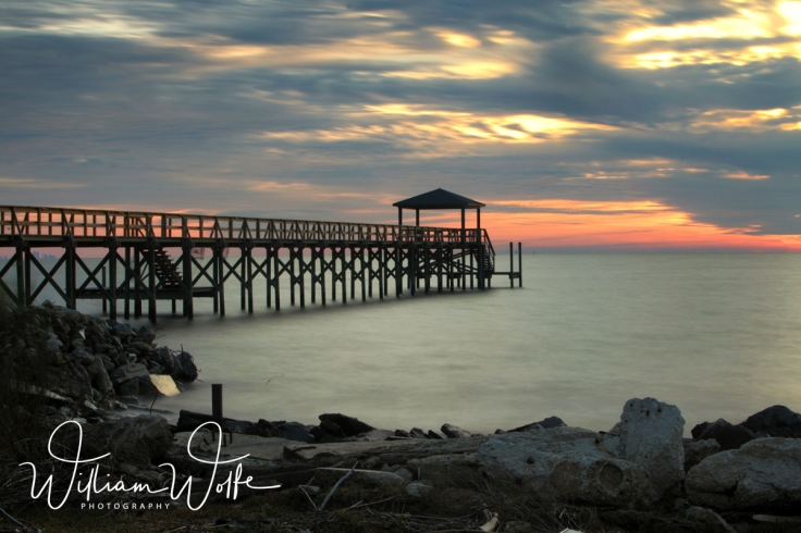 web pier sunset 002