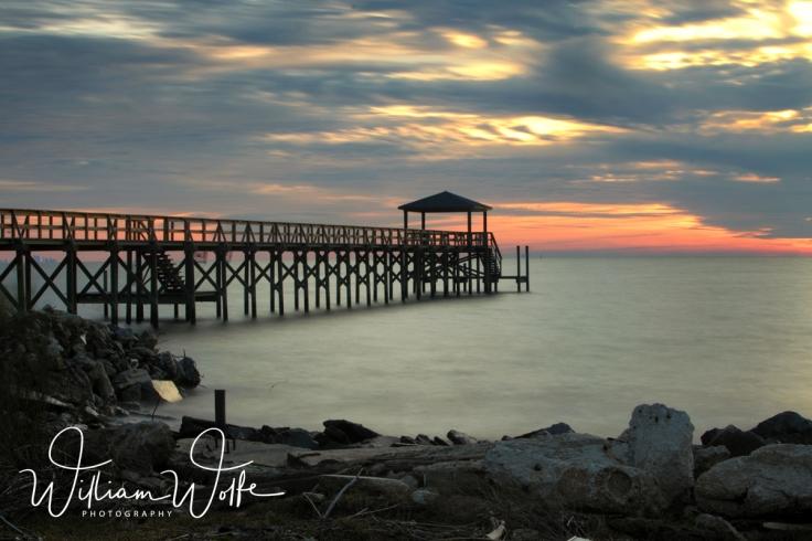 web pier sunset 002